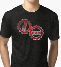 EBM Logo Tri-blend T-Shirt