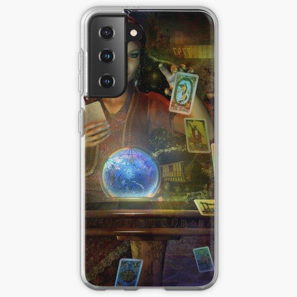 the teller Samsung Galaxy Soft Case