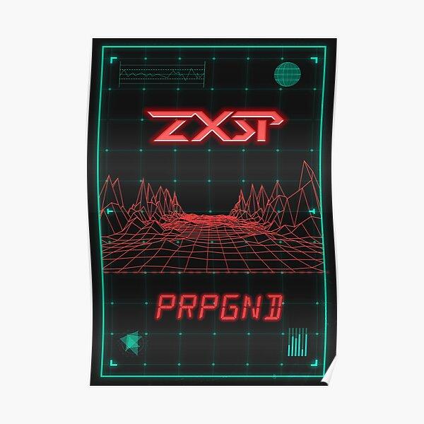 PRPGND poster Poster