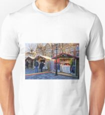Salisbury Christmas Market, Wiltshire, UK T-Shirt