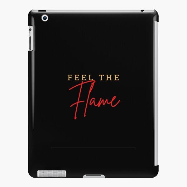 Feel The Flame  iPad Snap Case