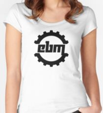 EBM Women's Fitted Scoop T-Shirt