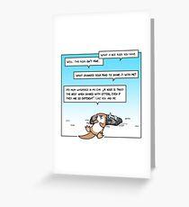 Otterlove Greeting Card