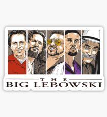 The Big Lebowski Sticker
