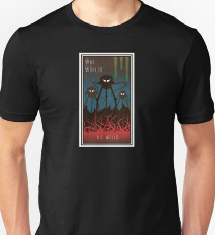 The War Of The Worlds T-Shirt