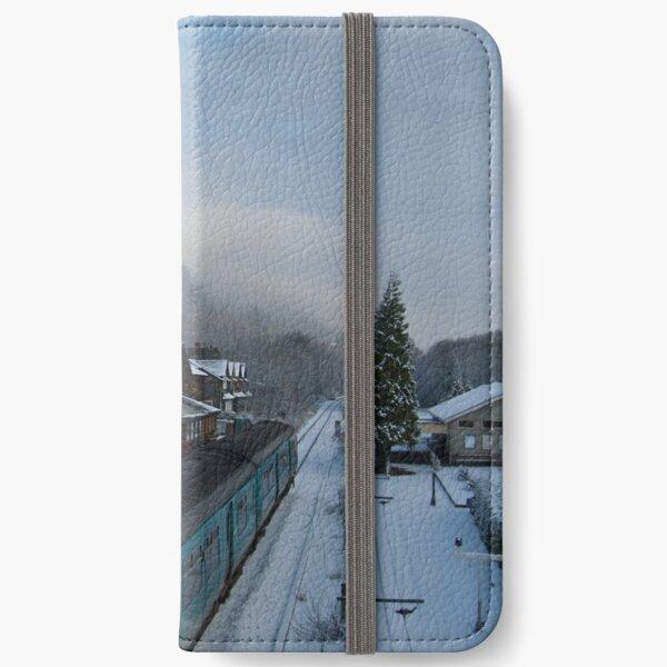 Betws-Y-Coed, Wales iPhone Wallet