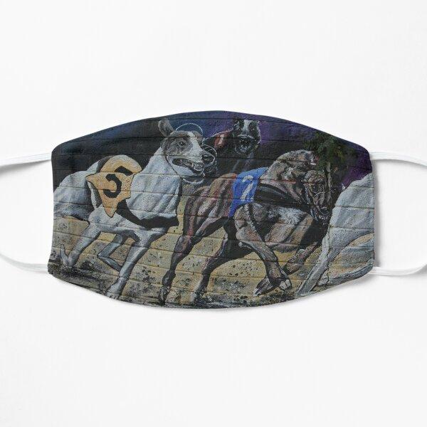 Lifford Dog Track Mural Flat Mask