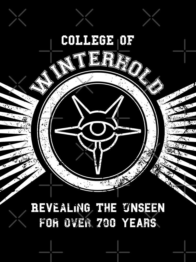 College of winterhold by LabRatBiatch