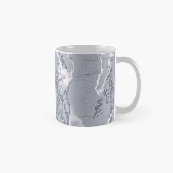 Decorated with marble Classic Mug