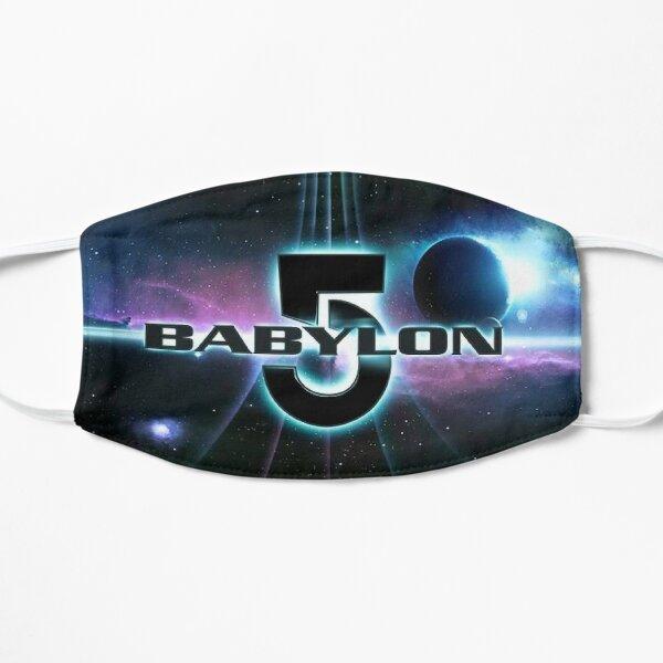 Babylon 5 logo Mask