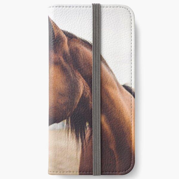 Horses iPhone Wallet