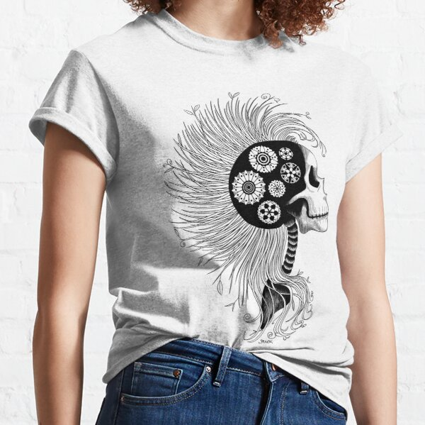 Eco Skull Classic T-Shirt