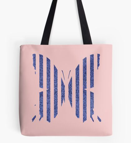 Stylized butterfly Tote Bag