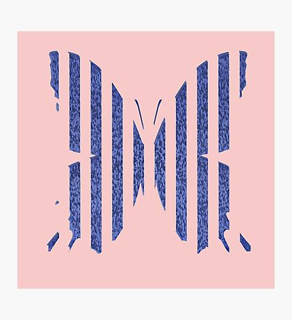 Stylized butterfly Photographic Print