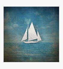 The Paper Ship Photographic Print