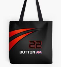 F1 2015 - #22 Button [revised] Tote Bag