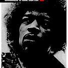 Jimmy Hendrix by HeyGlad