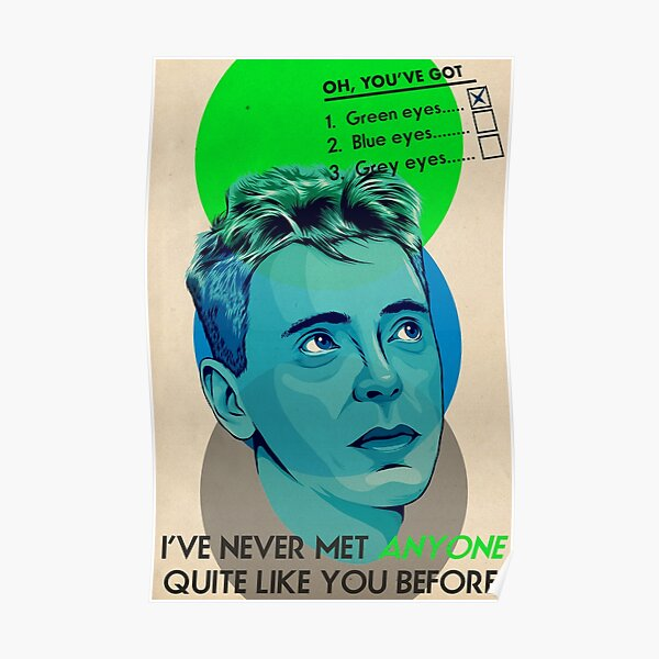 Never Met Anyone Poster