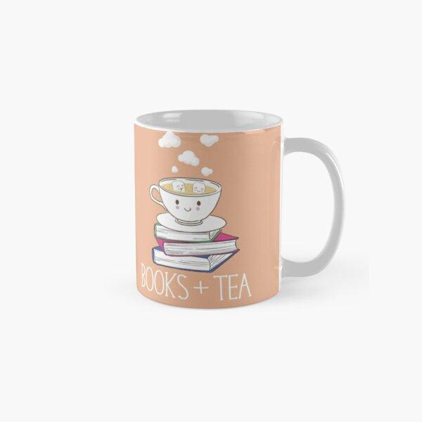 Books + Tea Classic Mug