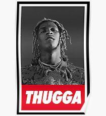 Young thug [4K] Poster
