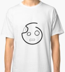 smiley - zombie Classic T-Shirt