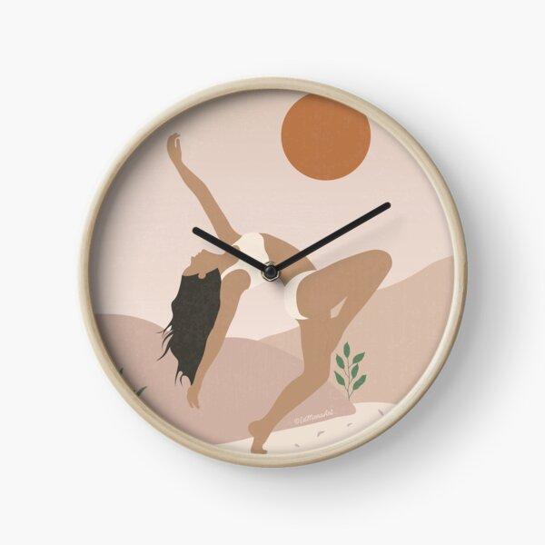 Tombez amoureux de votre solitude Horloge