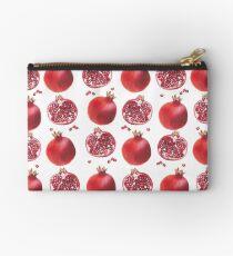 Pomegranate Zipper Pouch
