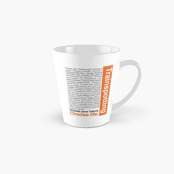 Choose life. Tall Mug