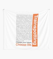 Choose life. Wall Tapestry