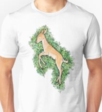 Resting Place - Fawn Unisex T-Shirt