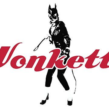 Wonkette Logo by wonkette