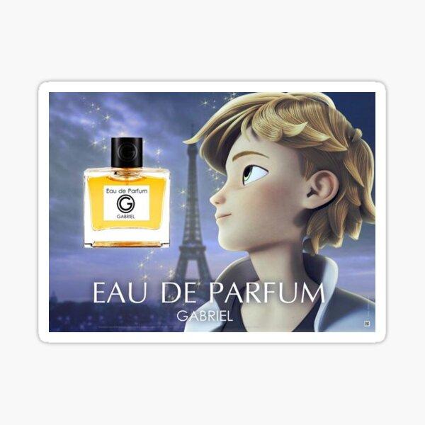 Adrien Agreste perfume commercial Sticker