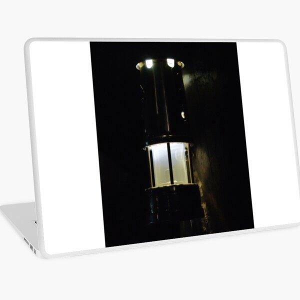 Miners Lamp Laptop Skin