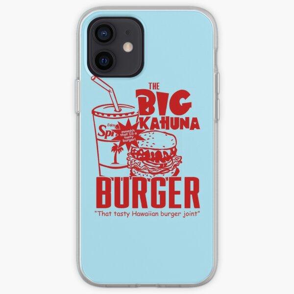 The Big Kahuna Burger iPhone Soft Case