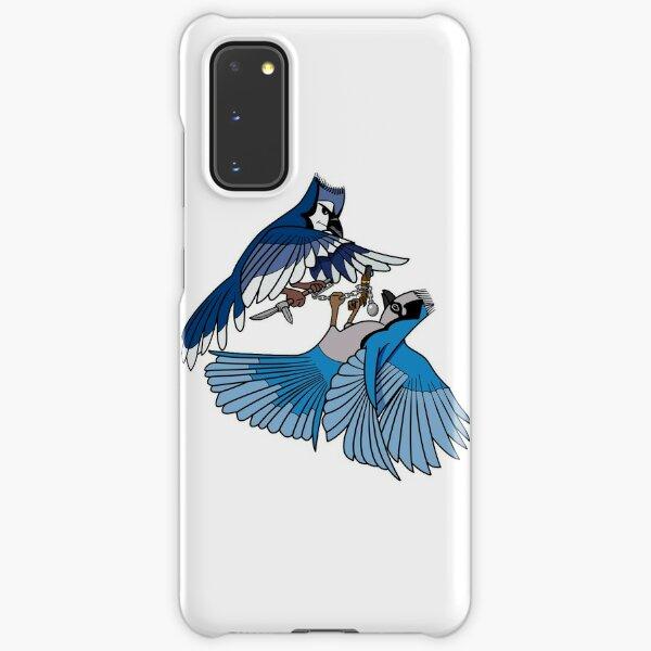 Birb Fight Samsung Galaxy Snap Case