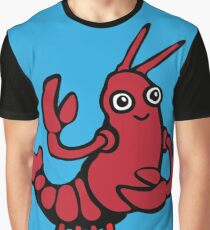 Crayfish Charmer Graphic T-Shirt