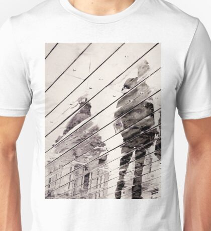 Rainy Day on the Promenade (Man only) T-Shirt