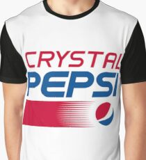 Pepsi Crystal Graphic T-Shirt