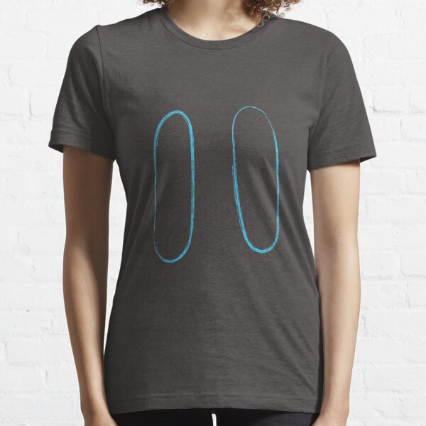 parallel minimal artwork Essential T-Shirt