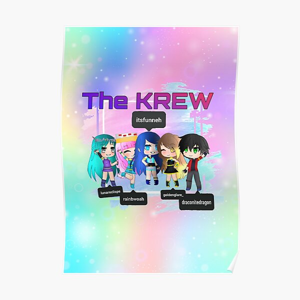 The krew Poster