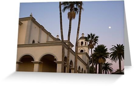 Saint Augustine Cathedral. Tucson, Arizona, USA. by isaacflater