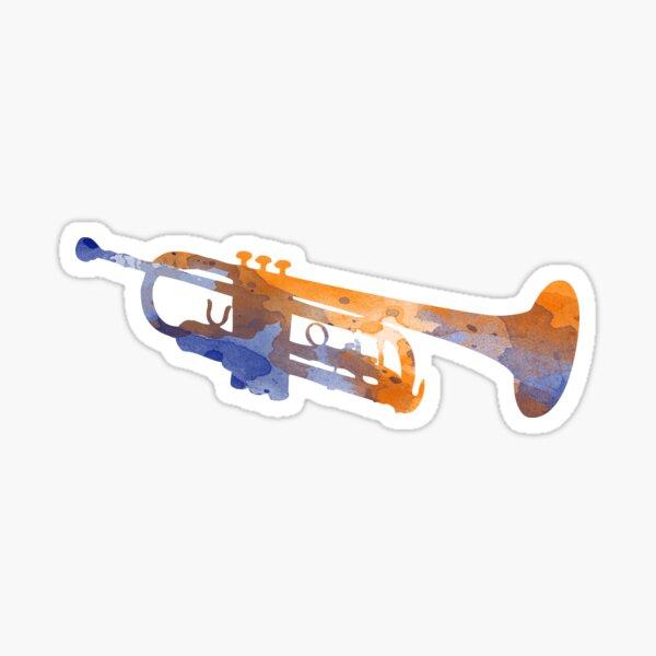 ILL Trumpet Sticker