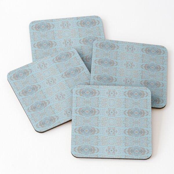 uzor, decorative Coasters (Set of 4)
