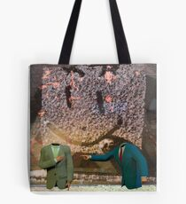 Politics As Usual Tote Bag