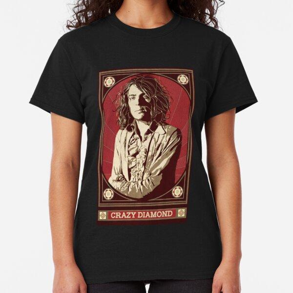 SYD BARRETT PINK FLOYD Inspired Psychedelic T Shirt