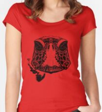 take your time Women's Fitted Scoop T-Shirt