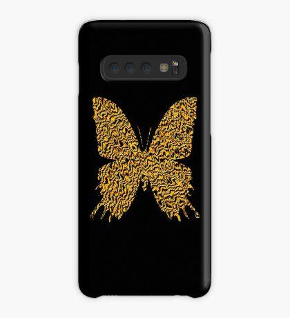 Golden butterfly Case/Skin for Samsung Galaxy