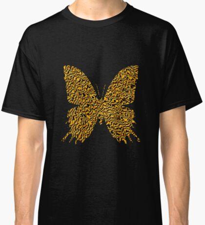Golden butterfly Classic T-Shirt