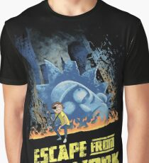 Escape from Rick York Graphic T-Shirt