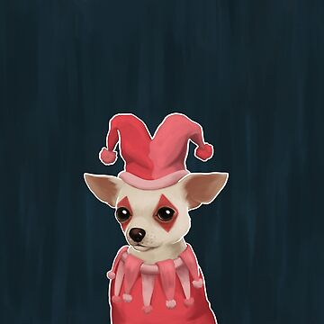 chihuahua by cheddiewong